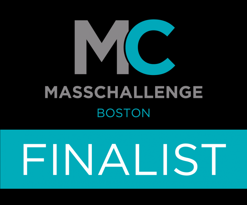 AirAdvisor MassChallenge Finalists Badge