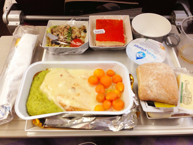 Airadvisor_Malaysia Airlines_food