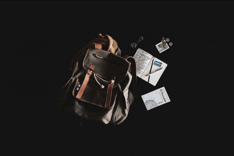 a bagagem de mão deve ser preparada com ponderação
