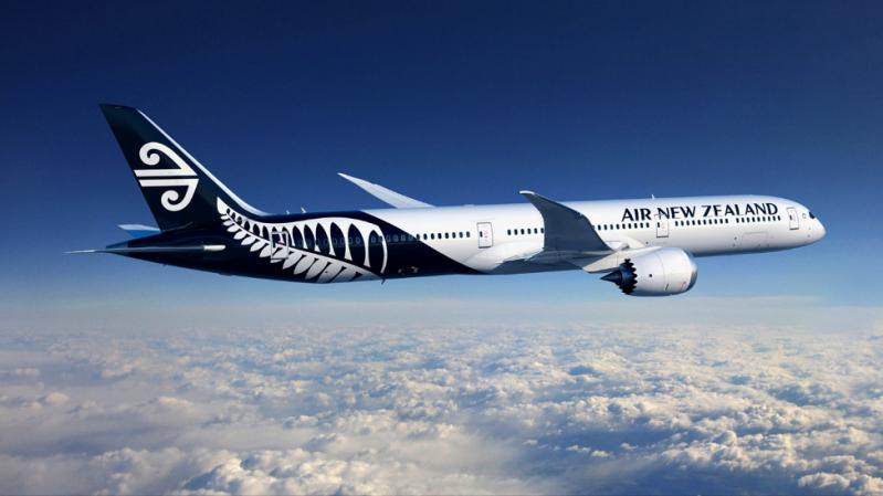 aeriană noua Zeelandă avion în aer