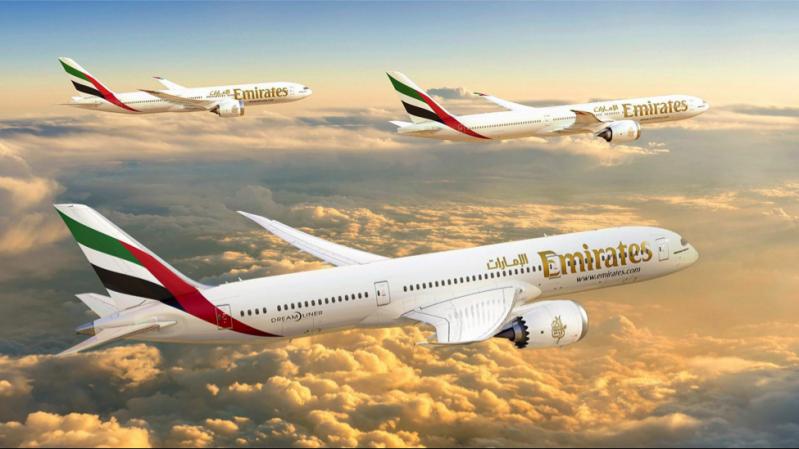 emiratele avioane linie aeriană