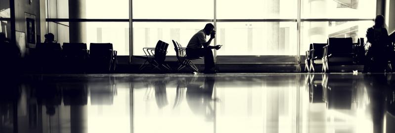 lotnisko - oczekiwanie