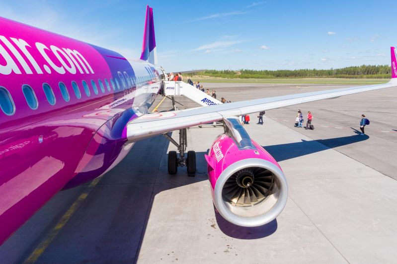 Compensation For Wizz Air Airline Delay Or Canceled Flight