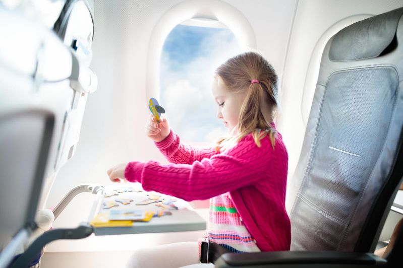 zboruri impreuna cu copii, afla cateva secrete