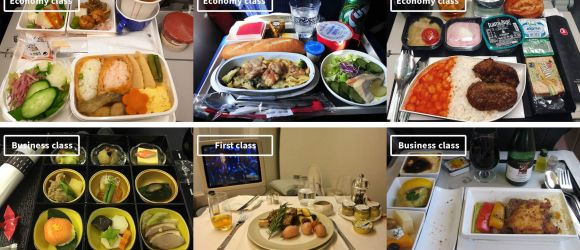 Airlines food. All you need to know about in-flight meals